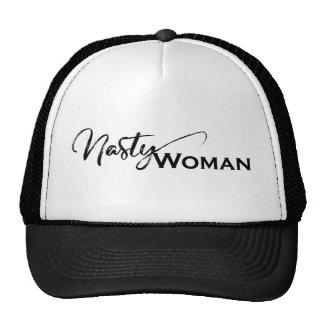 Nasty women elegant items cap