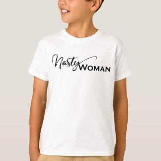Nasty women elegant items T-Shirt