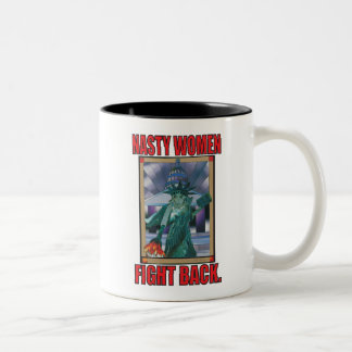Nasty Women Fight Back Mug