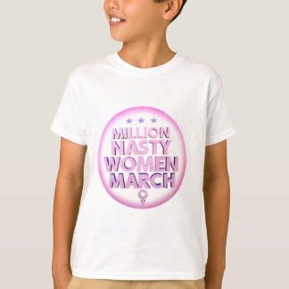 Nasty Women March for Womens Rights Tank Top
