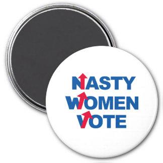 Nasty Women Vote -- Presidential Election 2016 -.p Magnet