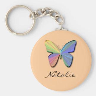Natalie_Butterfly Keychain