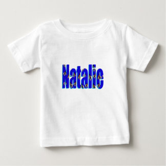 Natalie Logo Made From Guinea Pigs, Baby T-Shirt