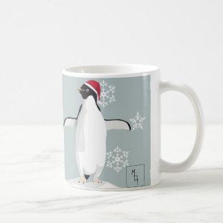 Natalina mug Happy Penguin
