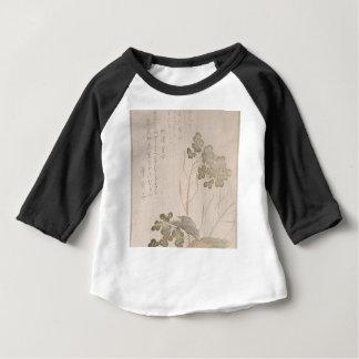 Natane Flower - Japanese Origin - Edo Period Baby T-Shirt
