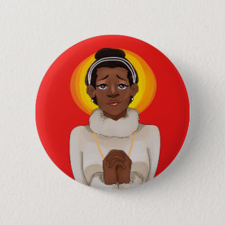 Natasha Rostova button