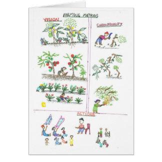 Natasha's Farm Vision Cards