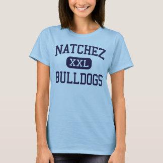 Natchez - Bulldogs - High - Natchez Mississippi T-Shirt