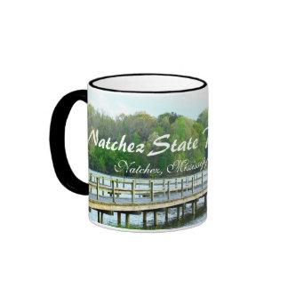 Natchez State Park - Natchez, MS Coffee Mugs