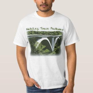Natchez Trace Parkway Arch Bridge T-Shirt