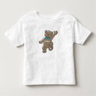 Nathan and teddy toddler T-Shirt
