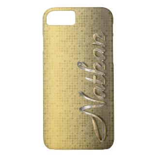 """Nathan"" Custom iPhone 7 Case"