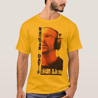 Nathan Davis, Still Lives! T-Shirt