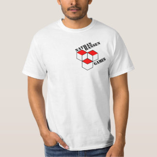 Nathan Hansen Games T-Shirt