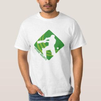 Nathan Hauritz Cricket T-Shirt