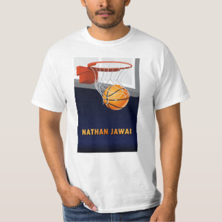 Nathan Jawai Basketball T-Shirt