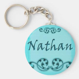 Nathan Ornamental Keychain