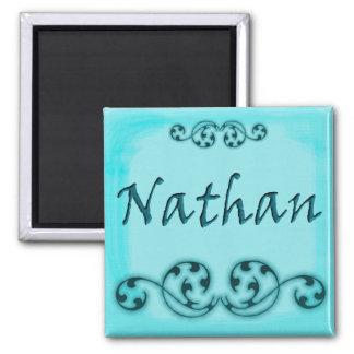 Nathan Ornamental Magnet