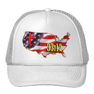 Nation 33 cap