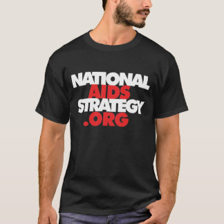 National AIDS Strategy T-Shirt