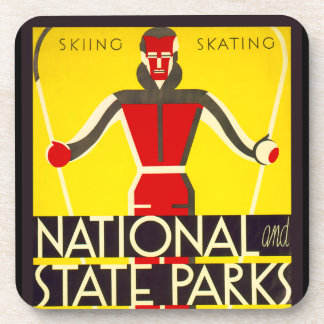 National and state parks, skiing - Dorothy Waugh Coasters