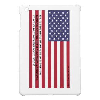 National Anthem Protests iPad Mini Case