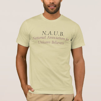 National Association for Unicorn Believers T-Shirt