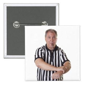National Basketball Association (NBA) Holding 15 Cm Square Badge