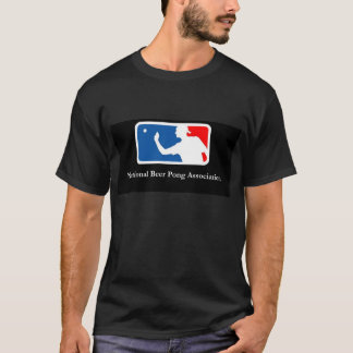 National Beer Pong Association T-Shirt
