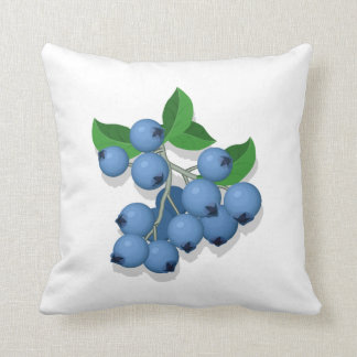 National Blueberry Month Cushion