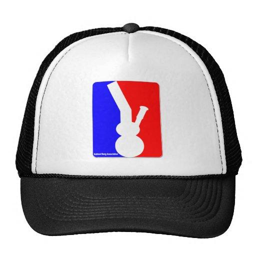 National Bong Association Mesh Hats