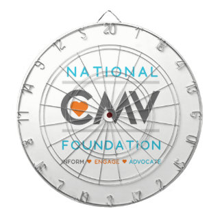 National CMV Dart Board