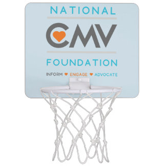 National CMV Mini Basketball Hoop