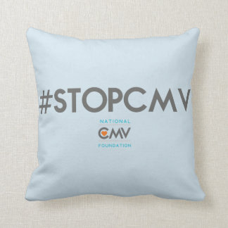 National CMV Pillow