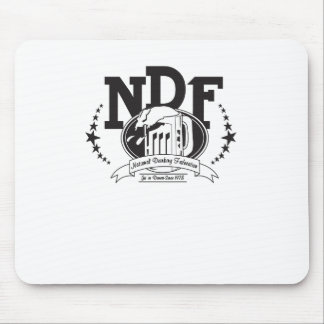 national drinking federation mouse pad