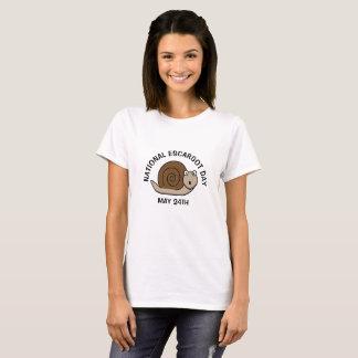 National Escargot Day May 24th Funny Food Holidays T-Shirt