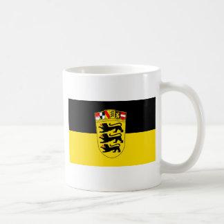 National flag Baden-Wuerttemberg Coffee Mug