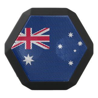 National Flag of Australia Black Bluetooth Speaker
