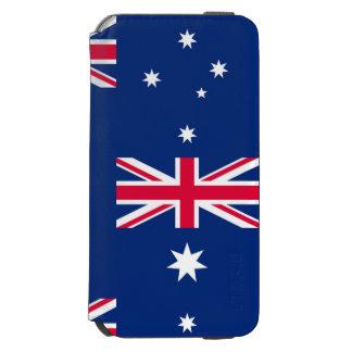National Flag of Australia Incipio Watson™ iPhone 6 Wallet Case