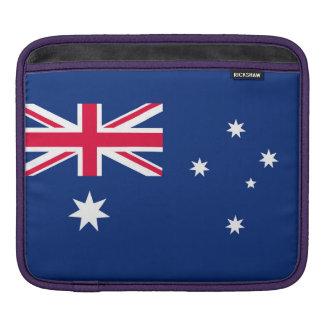 National Flag of Australia iPad Sleeve