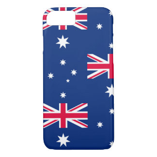 National Flag of Australia iPhone 7 Case