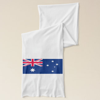 National Flag of Australia Scarf