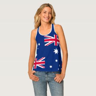National Flag of Australia Singlet