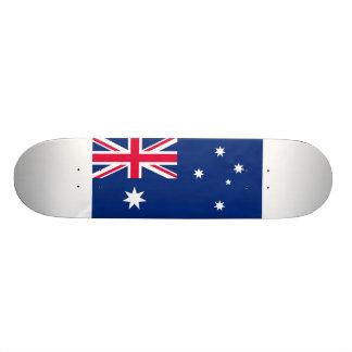 National Flag of Australia Skate Boards