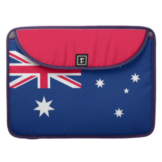 National Flag of Australia Sleeve For MacBooks