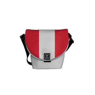 National Flag of Austria Courier Bag