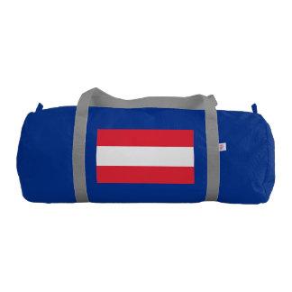 National Flag of Austria Gym Bag