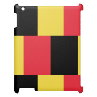 National Flag of Belgium Case For The iPad 2 3 4