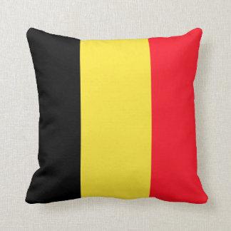 National Flag of Belgium Cushions