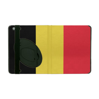 National Flag of Belgium iPad Cover